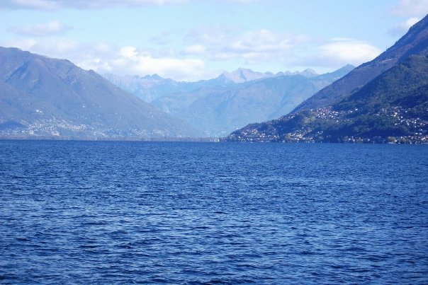 Lake Maggiore, Switzerland Copyright 2007 Shirley Sorbello