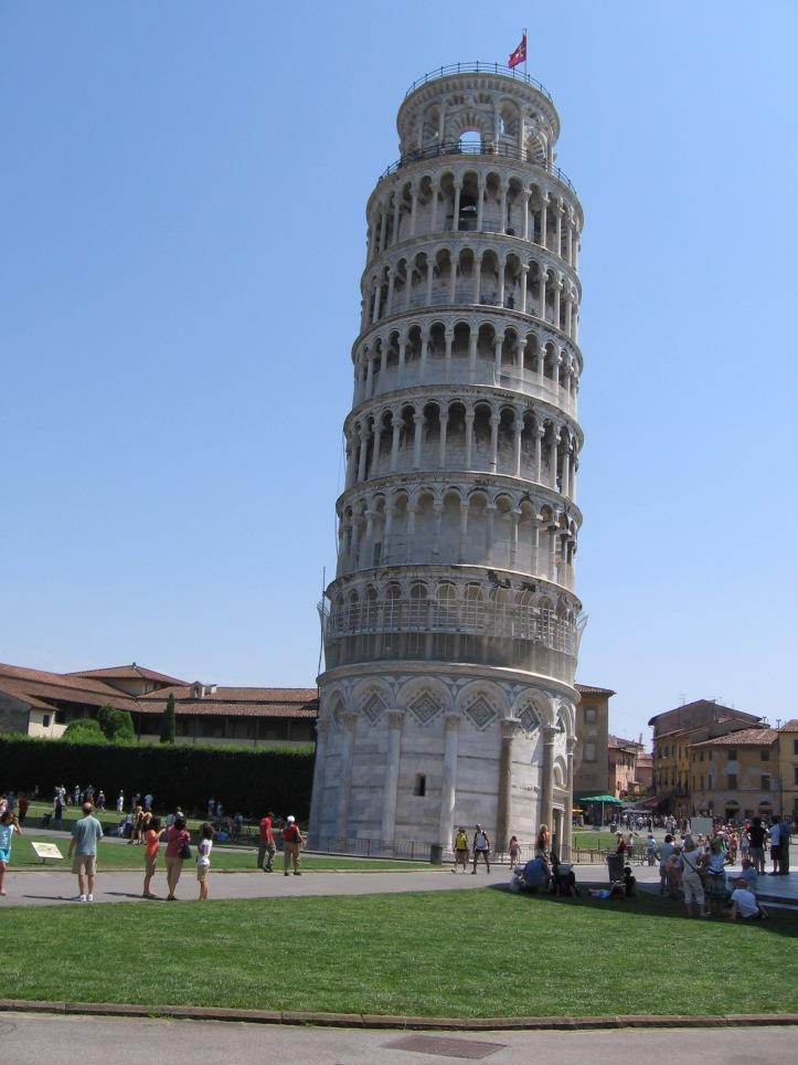 Tower of Pisa Copyright 2006 Sherri L. Sorbello