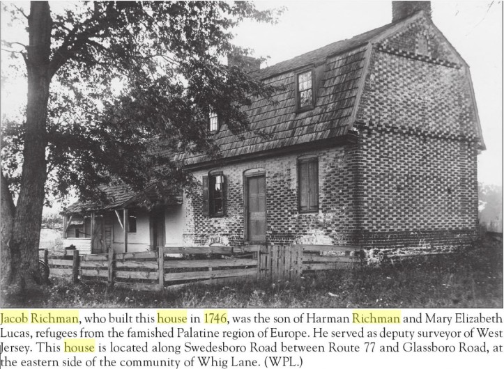 Jacob Richman house
